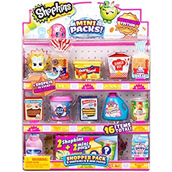Shopkins Season 10 Mini Pack - Shopper Pack | Shopkin.Toys - Image 1