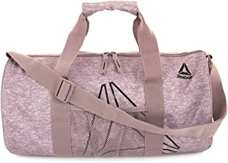 Mini Gym Duffel, Reebok Studio Series Plyo Duffel Bag (Peach Spacedye)