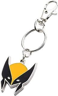 Inox Marvel Wolverine Bag Tag Keychain