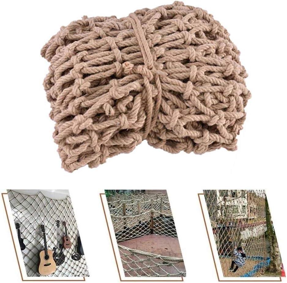 Hemp Rope Net 2021 new Balcony Protective Anti-Fall - Netting Child New Shipping Free Shipping