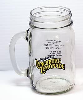 Vintage Jack Daniels Lynchburg Lemonade Glass