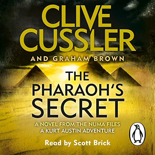 The Pharaoh's Secret cover art