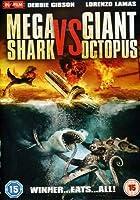 Mega Shark Vs Giant Octopus [DVD] [Import]