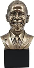 Ebros First African American President Barack Obama Bust Statue 9