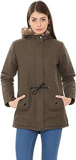 People Women's Overcoat