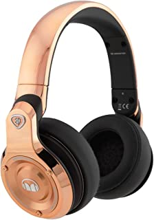 Monster 24k Headphones, Black/Gold (MH 24K OE RGLDBK CU WW)