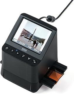 イーサプライ フィルムスキャナー 35mmフィルム 110フィルム 126フィルム スライドフィルム SDカード保存 1400万画素 EZ4-SCN055