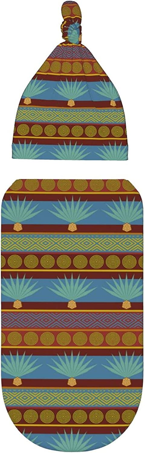 Newborn Swaddle Blanket Baby 5 ☆ popular Swaddling Wrap Abstract Tr Blankets Free Shipping Cheap Bargain Gift