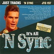 Karaoke: N Sync Its All by N Sync (2011-04-12)