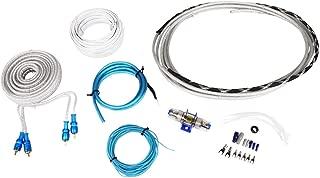 Rockville RMWK8 8 AWG Waterproof Marine/Boat Amplifier/Amp Installation Wire Kit
