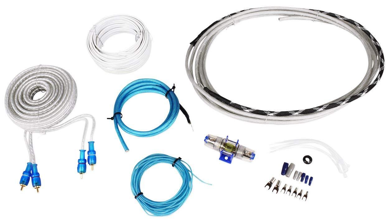 Rockville RMWK8 Waterproof Amplifier Installation