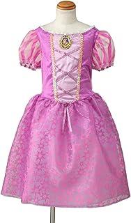 【国内販売正規品】 ディズニープリンセス おしゃれドレス ラプンツェル 100cm-110cm