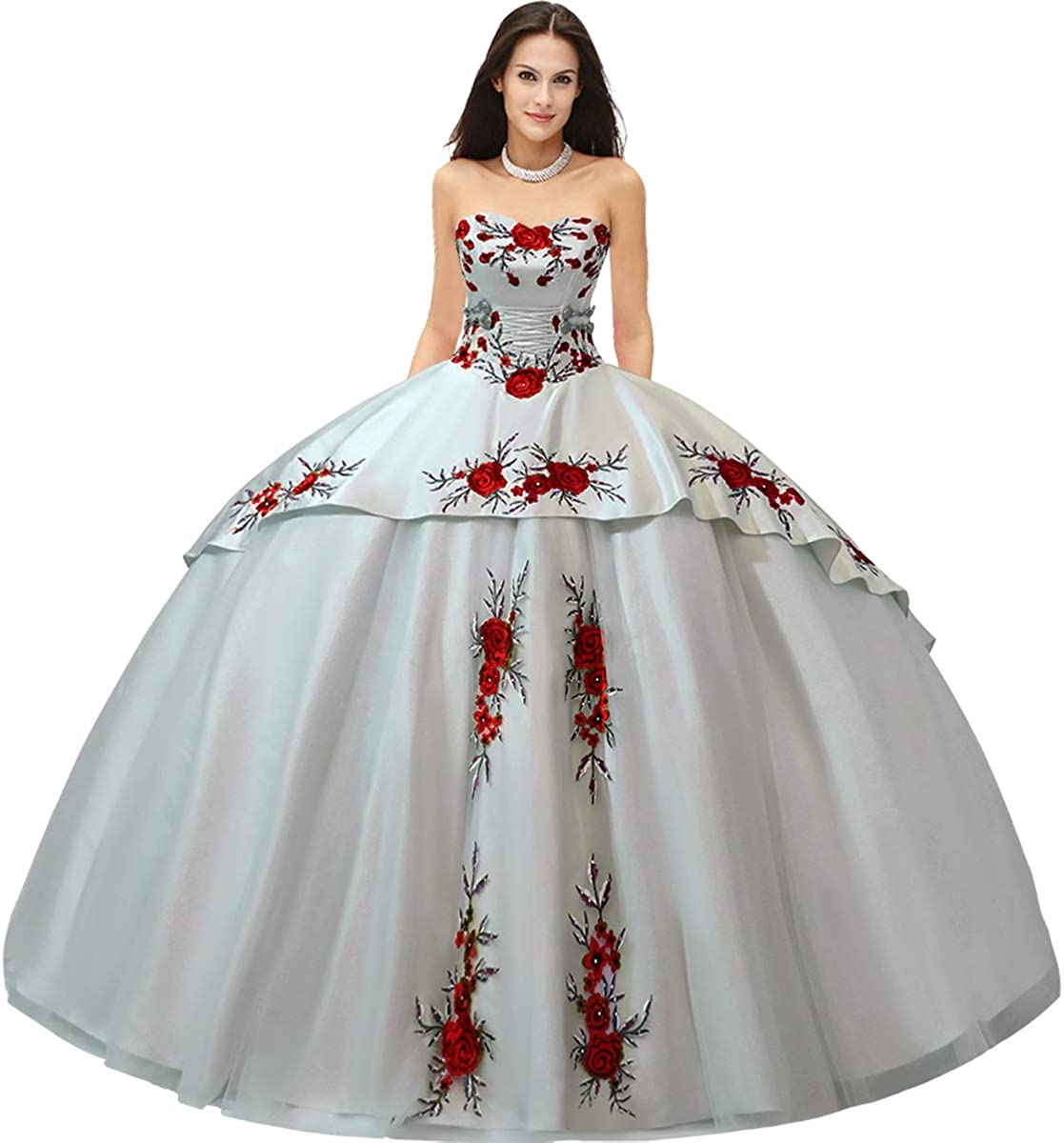 Max 90% OFF Medallions Accented Basque Mexican Charro Dress with Quinceanera Ranking TOP4