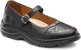 Women's Paradise Diabetic Mary Jane Shoes