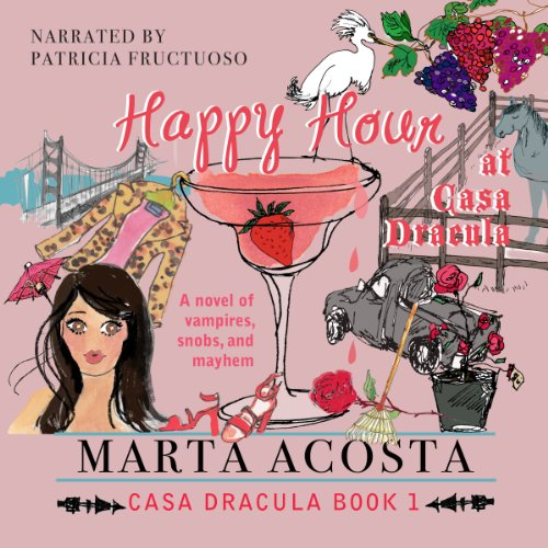 Happy Hour at Casa Dracula cover art