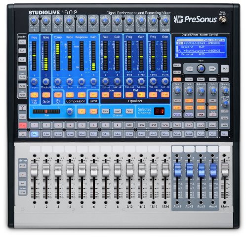 PRESONUS–StudioLive 16.0.2