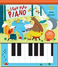 I Can Play Piano: 10 Easy-to-Play Songs and Melodies