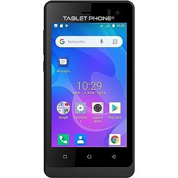 LEXIBOOK MFS100FR 4GB Negro - Smartphone (10,16 cm (4