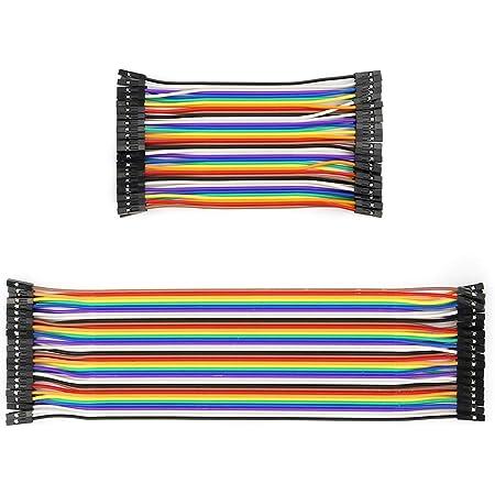 Yxpcars Jumper Wire Kabel Kit 80pin 10 Computer Zubehör