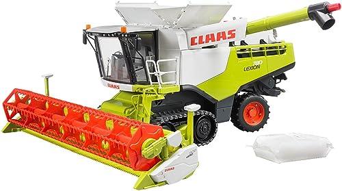 bruder 02119 Claas Lexion 780 Terra Trac M rescher