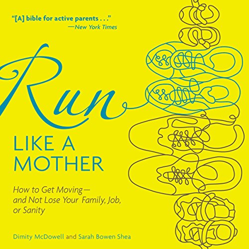Run like a Mother audiobook cover art