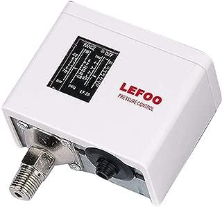 LEFOO LF5510 Adjustable Single Refrigeration/Air Water Pump Compressor Pressure Switch 14.5psi~145psi