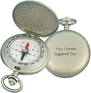 Stanley London Engravable Pocket Compass