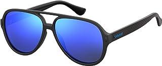 Havaianas - LEBLON Gafas de sol, Multicolor (Black), 59 Unisex Adulto