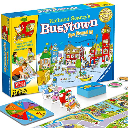Product Image of the Busytown Eye Found It!