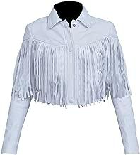 Sloane Peterson Ferris Bueller's Day Off Fringe Leather Jacket