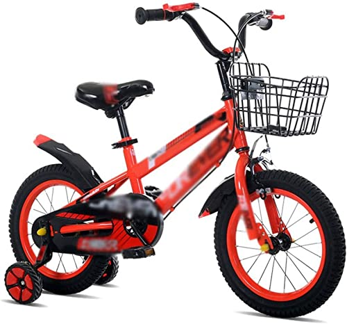 Felices compras Bicicletas Triciclo Cochecito De Niño Ciclismo De Montaña Bicicleta Equilibrada Equilibrada Equilibrada para Niños Andador De Rompecabezas Bicicleta para Niños con Rueda Auxiliar Regalo para Niños  entrega de rayos
