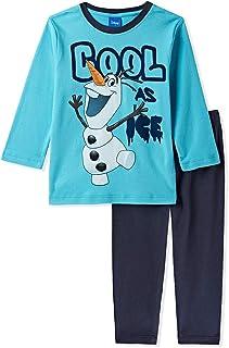 Disney Printed Sleepwear Set for Boys - Blue Curac