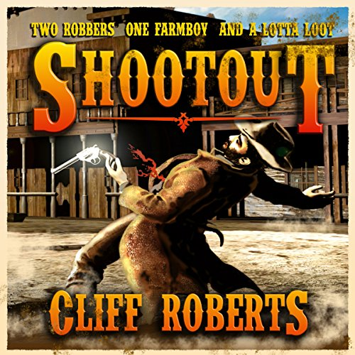 Shootout! audiobook cover art