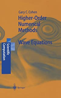 Higher-Order Numerical Methods for Transient Wave Equations