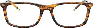 Polo Ralph Lauren Men's PH2220 Prescription Eyewear Frames, Shiny Jerry Havana/Demo Lens, 54 mm
