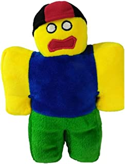 Plush Football Player Noobs Soft Toy Game Action Figure with Detachable Cap