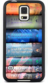 for Samsung Galaxy S5 Case Cover, Vonder Harry Potter Hybrid Silicone Bumper Back Phone Case Cover for Samsung Galaxy S5