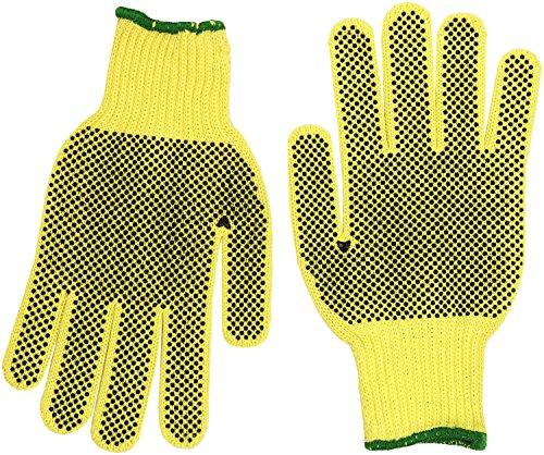 Aparoli original kevlar protection coupures taille 10 369510 gants avec picots