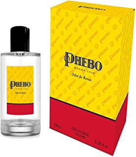 Deo Col Odor Rosas 100 ml, Phebo