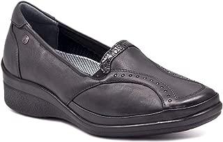 Forelli 5083 Hakiki Deri Ortopedik Mevsimlik Kadın Ayakkabı