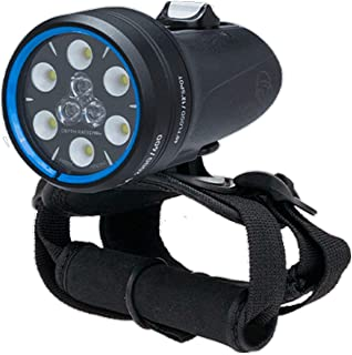 uk 1200 halogen dive light