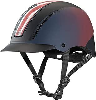 Troxel Spirit Freedom Horse Riding Western Helmet Low Profile Adjustable