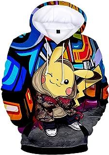 Best pokemon costume hoodie Reviews