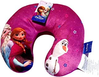 Disney Frozen Anna and Elsa Travel Neck Pillow