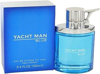 Myrurgia Yacht Man Blue 100ml Eau de Toilette Spray Mens New