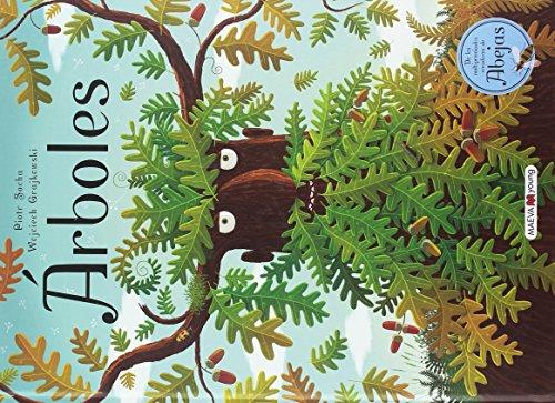 Árboles (Libros para los que aman los libros)