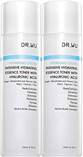 Dr Wu Intensive Hydrating Essence Toner with Hyaluronic Acid, 150 ml