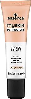 Essence My Skin Perfector Tinted Primer, 10 Light Beige