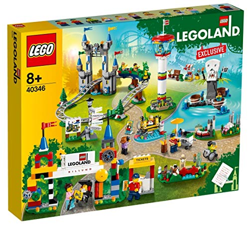 Legoland Lego Exclusive Set 40346 Building Set