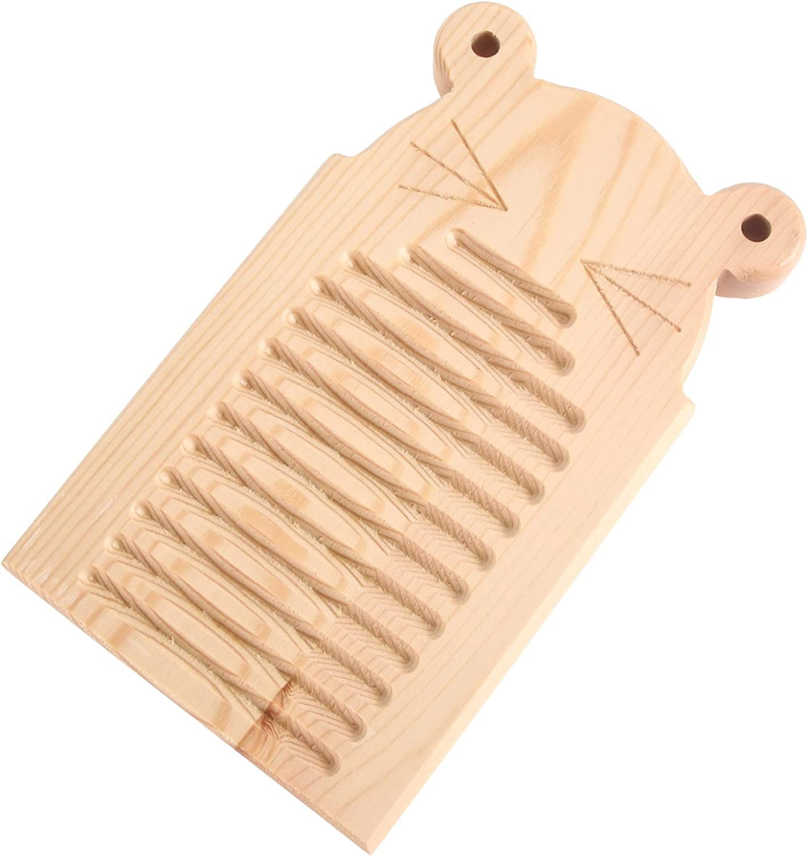 Hemoton Wooden Clothes Washboard Cute Mini Max 74% OFF Boa Laundry Wash Hand Max 41% OFF